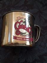 Gilroy Garlic Festival Beer Tin