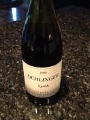 Weekend Winos Dine with Dehlinger Syrah